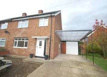 Thumbnail 3 bed property to rent in Hall Green Avenue, Stretton, Burton Upon Trent, Staffordshire