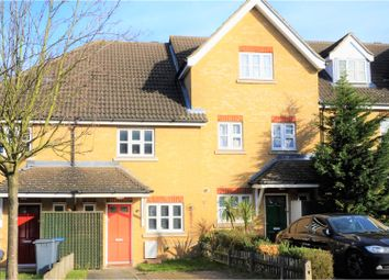 Thumbnail 2 bed terraced house for sale in Dairy Close, Willesden