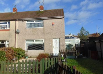 Thumbnail 2 bed semi-detached house for sale in Cardigan Avenue, Burnley, Lancashire