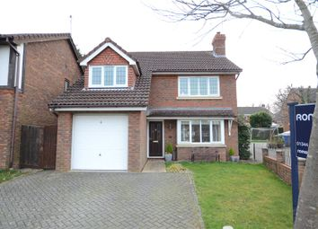 Thumbnail 4 bedroom detached house for sale in Plantagenet Park, Warfield, Bracknell