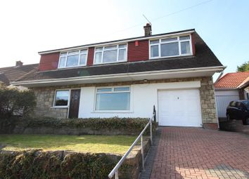 Thumbnail 4 bed detached bungalow for sale in Heol Brynteg, Ystrad Mynach, Hengoed