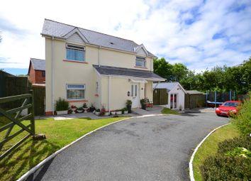 Thumbnail 5 bedroom detached house for sale in Tudor Gardens, Merlins Bridge, Haverfordwest