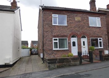 Thumbnail 3 bedroom semi-detached house for sale in Lydyett Lane, Barnton, Northwich, Cheshire