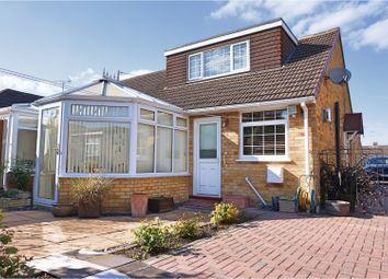Thumbnail 2 bedroom semi-detached bungalow for sale in Kingsley Way, Swindon