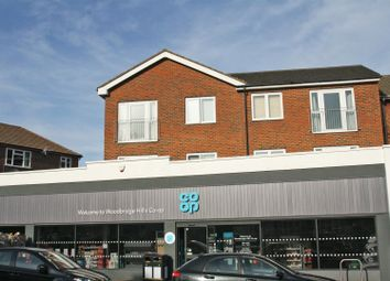 Thumbnail 2 bed flat for sale in Woodbridge Hill, Guildford
