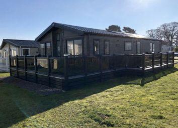 Thumbnail 2 bedroom lodge for sale in Harrogate Lodge, Blue Anchor, Minehead