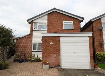 Thumbnail 3 bed detached house for sale in Iver Road, Upton, Chester
