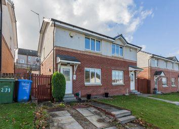 Thumbnail 2 bed semi-detached house for sale in 233 Brockburn Road, Glasgow