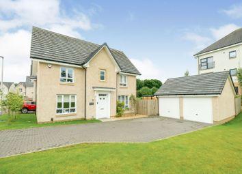 Thumbnail 4 bed detached house for sale in Smeaton Drive, Bonnybridge