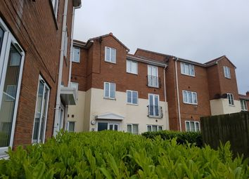 Thumbnail 2 bed flat to rent in Queens Court, Hartlepool