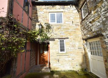 Thumbnail 2 bed cottage for sale in Kings Court, King Street, Bakewell, Derbyshire