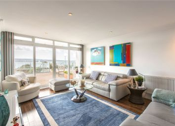 Thumbnail 3 bedroom flat for sale in Golden Gates, Ferry Way, Sandbanks