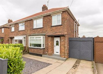 Thumbnail 3 bed property for sale in Endcliffe Avenue, Bottesford, Scunthorpe