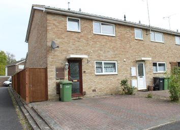 Thumbnail 4 bed end terrace house for sale in Oxburgh Close, Boyatt Wood, Eastleigh