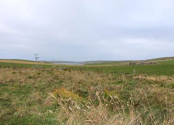 Thumbnail Land for sale in School Road, St Margaret's Hope, Orkney