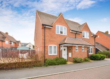 Thumbnail 2 bed semi-detached house for sale in Printers Piece, Haddenham, Aylesbury