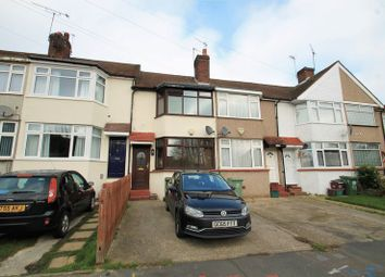 Thumbnail 2 bedroom terraced house to rent in Eversley Avenue, Bexleyheath