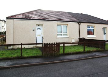 Thumbnail 1 bed semi-detached bungalow for sale in Gemmell Avenue, Cumnock