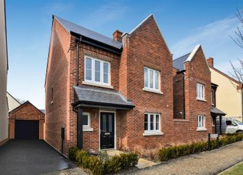 Thumbnail 4 bed detached house for sale in Plot 240, Heyford Park, Bicester