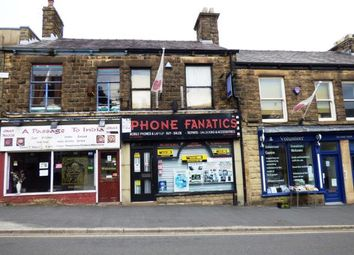Thumbnail 1 bed terraced house for sale in Union Road, High Peak, New Mills, Derbyshire