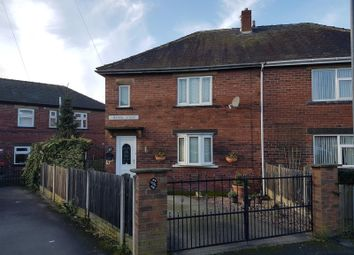 Thumbnail Semi-detached house for sale in Manor Street, Barnsley, South Yorkshire