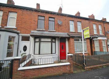 Thumbnail 2 bed terraced house for sale in Glendower Street, Belfast