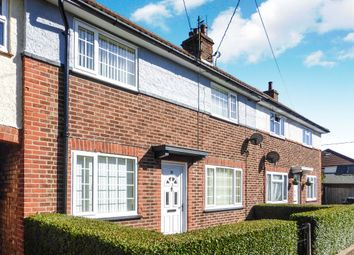 Thumbnail 2 bedroom terraced house for sale in Humphry Road, Sudbury