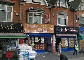 Thumbnail Retail premises to let in Chicken Shop, Stratford Road, Sparkhill