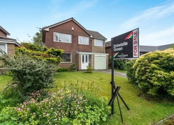 Thumbnail 4 bedroom detached house for sale in Birchfield Grove, Ladybridge, Bolton, Greater Manchester