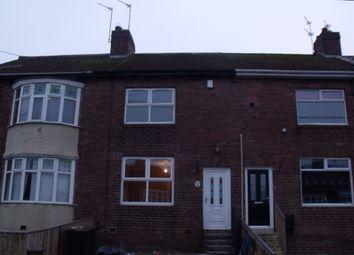 Thumbnail 2 bedroom terraced house to rent in Chaytor Road, Bridgehill, Consett