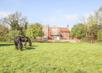 Thumbnail 4 bed detached house for sale in Church Lane, Yelden, Bedford