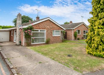 Thumbnail 3 bed detached bungalow for sale in The Beeches, Little Blakenham, Ipswich
