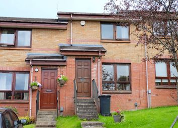 Thumbnail 2 bed terraced house for sale in Moorfoot Avenue, Paisley