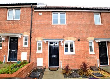 Thumbnail 2 bed terraced house for sale in Gwern Close, St. Lythans Park, Wenvoe