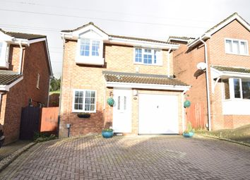 Thumbnail 3 bed detached house for sale in Buttercup Court, Ty Canol, Cwmbran