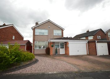 Thumbnail 3 bed detached house for sale in Debra Road, Great Sutton, Ellesmere Port