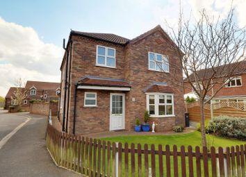 Thumbnail 3 bed detached house for sale in St. Johns Close, Goxhill, Barrow-Upon-Humber