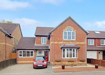 Thumbnail 4 bed detached house for sale in Marshall Road, Maidenbower, Crawley