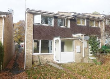 Thumbnail 3 bed end terrace house to rent in Melville Close, Southampton
