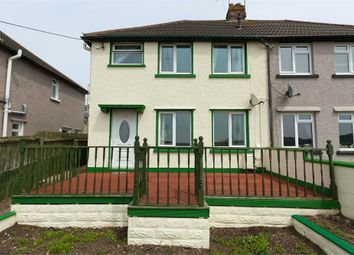 Thumbnail 3 bedroom semi-detached house for sale in Brook Terrace, Llanharan, Pontyclun, Mid Glamorgan