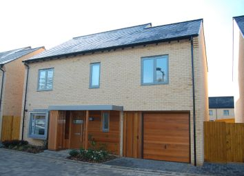 Thumbnail 4 bed detached house to rent in Old Mills Road, Trumpington, Cambridge