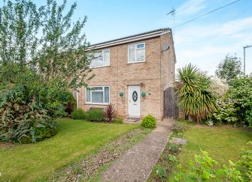 Thumbnail 3 bed detached house for sale in Drybread Road, Whittlesey, Peterborough