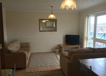 Thumbnail 2 bed flat to rent in Empress House, Maritime Quarter, Swansea