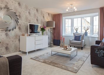 """Thumbnail 4 bed detached house for sale in """"Chesham"""" at Gilhespy Way, Westbury"""