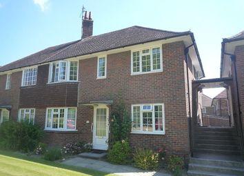 Thumbnail 2 bed flat to rent in Wickham Way, Haywards Heath