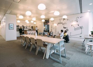 Thumbnail Serviced office to let in Devonshire Square, London