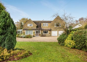 Thumbnail 7 bed detached house for sale in Chinnor Road, Aston Rowant, Watlington