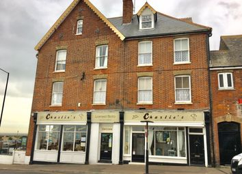 Thumbnail 1 bed flat for sale in Station Road, Whitstable