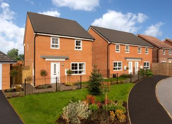 "Thumbnail 4 bed detached house for sale in ""Chester"" at Carters Lane, Kiln Farm, Milton Keynes"