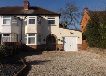 Thumbnail 3 bed semi-detached house for sale in Baldwins Lane, Birmingham, West Midlands